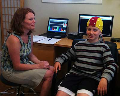 Our neurofeedback training is child-friendly and benefits children with ADHD, behavior issues and high-functioning autism.